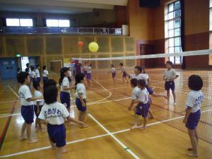 『キッズスポーツ教室』の画像