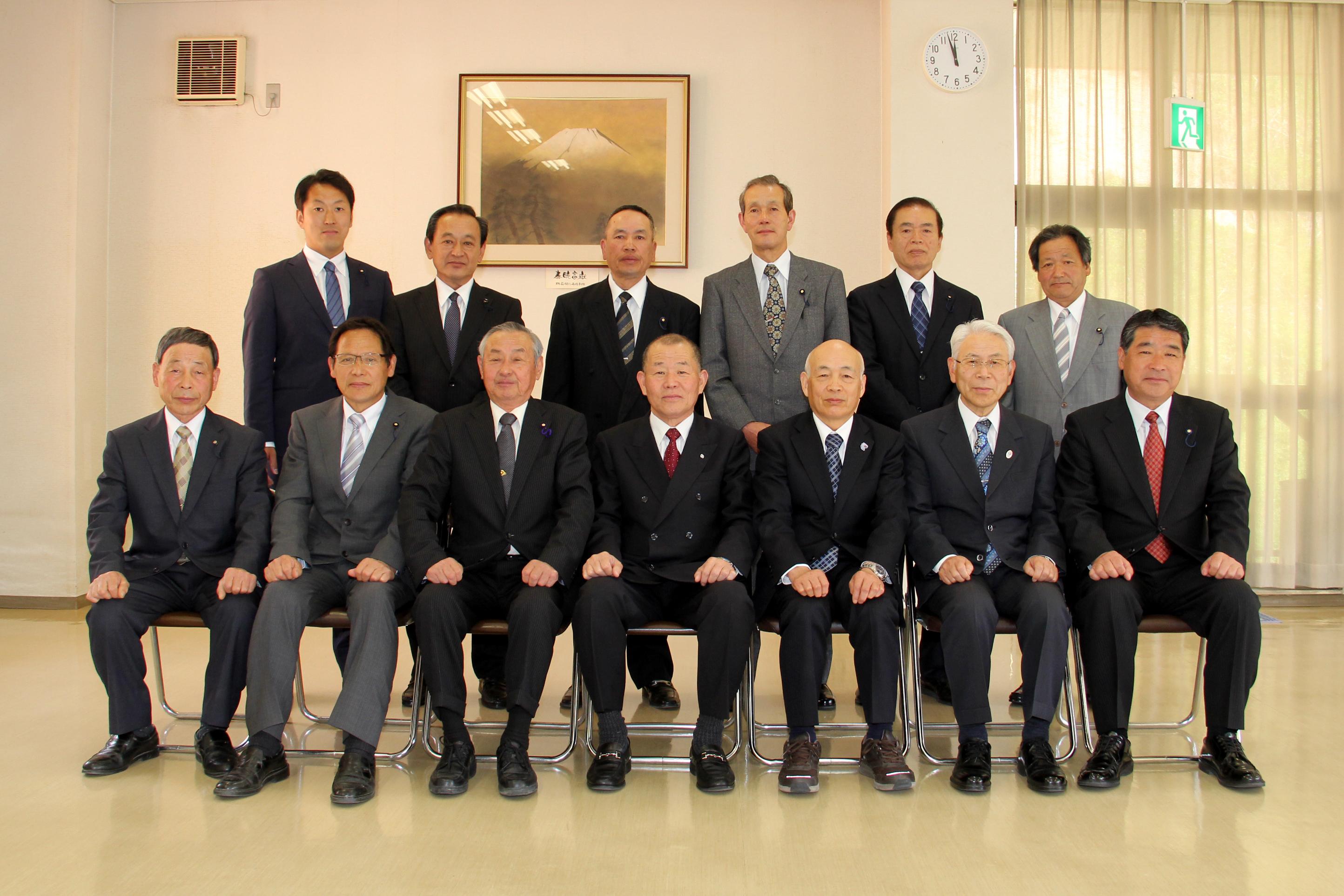 議会の組織 | 鮫川村公式ホーム...