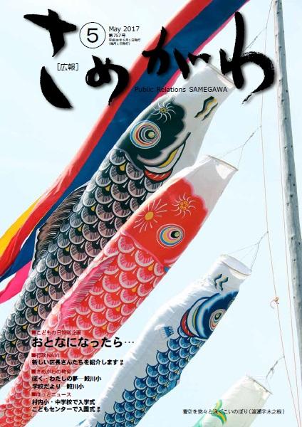 『広報29.5月号表紙』の画像
