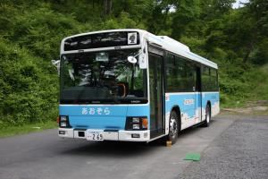 『あおぞらバス(大)』の画像