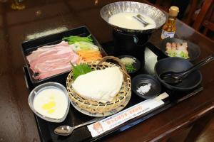 『豆腐御膳』の画像