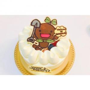 『ゆうきくんオーダーケーキ』の画像