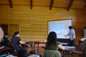 『講習の様子』の画像