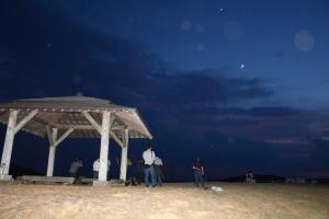 『『星景写真を撮る様子』の画像』の画像