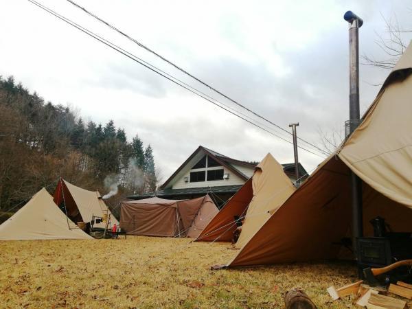 ほっとはうすキャンプ