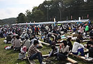 施設:高原の鮫川うまいもの祭り