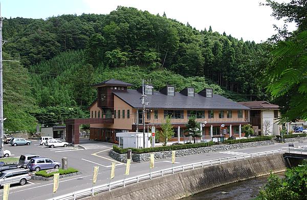 施設:鮫川村役場